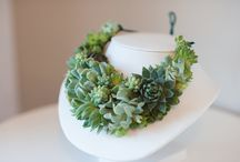 nature inspired / Jewellery, art and pottery