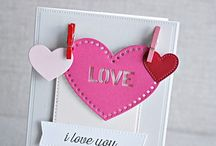 valentins kort