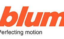 """Kitchen Hinges and accessories / Blum is an international company that specialises in the production of functional furniture fittings. The company's main product groups are lift mechanisms, hinges and drawer systems for furniture - in particular for kitchen furniture. Blum writes motion with a capital """"M""""."""