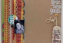 scrapbooking.layouts / by Tara Renee Sumner