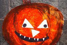 Kids Craft Halloween