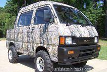 little truck or van 4x4