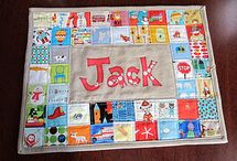 Memory quilts / by Angie Wellman