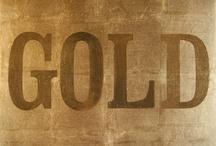 Long Gold Dresses