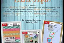 concurso LATINA CRAFTER / SELLOS EN ESPAÑOL