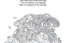 El Terruño / Un cuento abocetado.