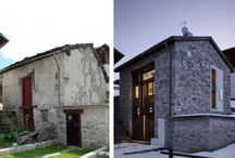 Italian Renovations - before and after
