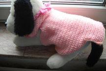 Crochets Manteaux Chiens