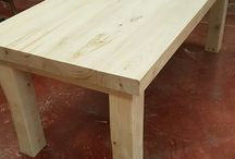 wood table tavolo di design in legno massello Xlab / Tavolo in vero legno massello, costruito in italia, un tavolo da pranzo di qualità made in italy, in vendita online www.xlab.design