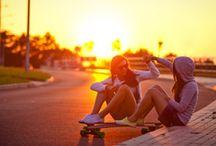 Summer ☀ / by Ashley Pettit