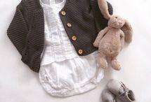 Dressing baby boy