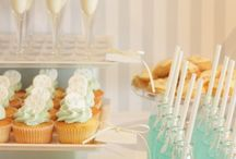 EVENTS: dessert table inspiration / by Emma James