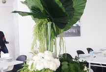 FOLIAGE » / Greenery for your wedding day