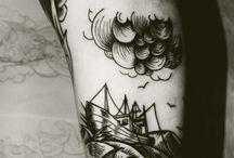 Tattoo / Body art é a melhor das arts.
