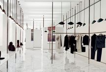 Vitrine & retail design