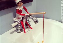 Elf on a shelf ideas. / by Jessie Parker