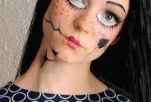 Costume Makeup / by Melanie Dennehy