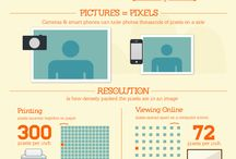 Technology Infographics / Infographics that are only about Technology.
