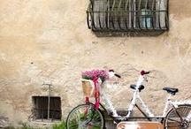 """""""Fahrrad - Schild"""""""