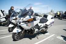 CHIPS / BMW R1200RT police bikes