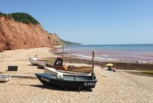 DAY TRIPS - SIDMOUTH, SOUTH EAST DEVON / About 65 miles (1hr 30m drive) from us