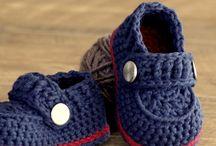 Crochet - for baby / by Pamela Ellis