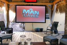 Man Cave Ideas for Hubby