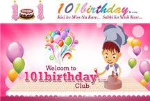 Lucknow / Welcome to 101Birthday.com, a sister concerned company of Skybird Group(www.skybirdgroups.com)  101Birthday.com has skilled & trained personnel committed to ensuring that all of our CLIENTS needs are met by providing customized services.