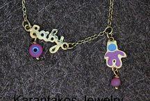 Karantakos Jewelry / #karantakos #jewelry #jewellery #fashion #design #designer #gold #14k #italian #woman #womans #mens #men