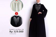 Jual Gamis Elzatta / Menjual Aneka Gamis Produk Elzatta Hijab Model Terbaru Online