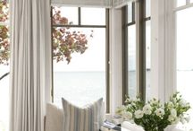 Windows / Our inspiration for dressing up windows with trim.