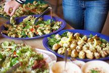 organiser un buffet