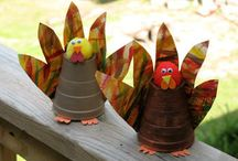 Thanksgiving Crafts and Activities for Kids