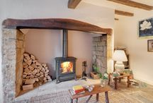 Country Fire Places