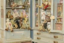 Кукольные домики-комнаты для детей
