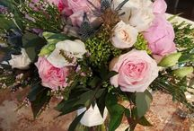 Beautiful Bouquets / Bridal bouquets and attendant bouquets