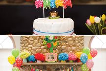 Birthday Bash in July / by Renee Carter