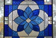 Vitreaux, mosaiquismo y otros / Pintura en vidrio