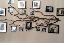Bilder på veggen