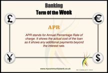 Term of the Week By My Community Bank / Decoding Banking - one term at a time.  www.mycommunitybank.co.uk #Banking #Finance #CreditUnion