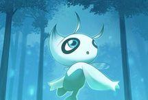 Pokemon personagens