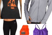 Crossfit outfits / by Charity Edwards