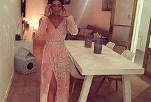 Lovely arabic dresses