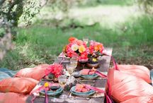 petal-full picnic / Fun, friends, flowers, food + fresh air.  / by LOTUSWEI