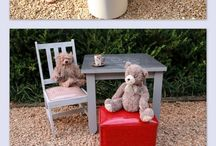Red Poppies Kids / Stylish Kiddies seating range