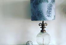 vintage lamps designed by rikkemai
