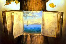 Surrealism / Surrealism, Surreal arts,  Artists - Vladimir Kush, Salvador Dali, Rafal Olbinski...