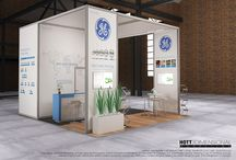 commercial stalls / booths and brands
