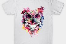 TeePublic / Custom T-shirt Designs