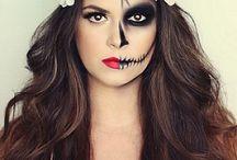 Halloween makeup